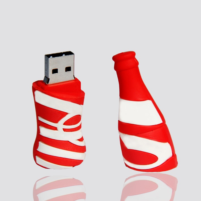 "Creative Custom USB ""COCA COLA"""