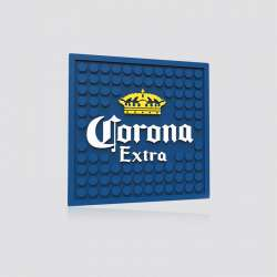 Customized Bar Mat Coaster Corona