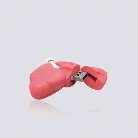Custom PVC  Lungs Shapes USB