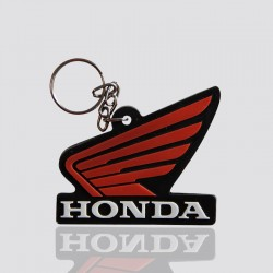 "Unique Custom PVC Keychain ""HONDA"""