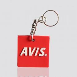 """Personalized Keychain """"AVIS"""""""