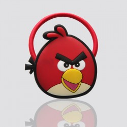 """Unique Custom PVC Hair Band """"ANGRY BIRDS"""""""