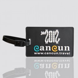 """Personalized Luggage Tags """"CANCUN"""""""