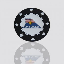 Coaster promocional de pvc STAR CRUISES