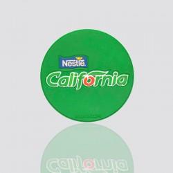 """Unique Custom PVC Coaster """"NESTLE"""""""