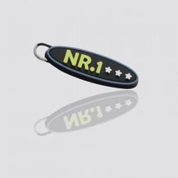 "Creative Zipper Pull ""NR1"""