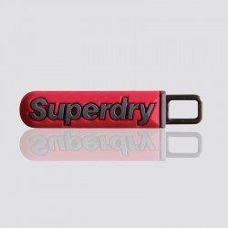 "Custom Zipper Pulls ""SUPER DRY"""