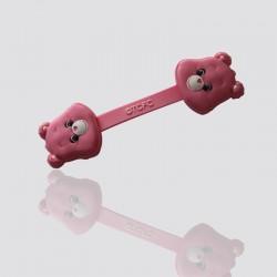 "Customized PVC Soft Rubber Headphones Holder ""CARE BEARS"""