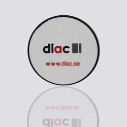 "Creative Custom Promotional Coaster ""DIAC"""