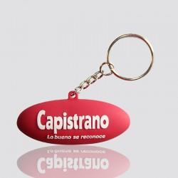 """Personalized Keychain """"CAPISTRANO"""""""