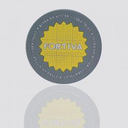 "Personalized Coaster ""FORTIVA"""