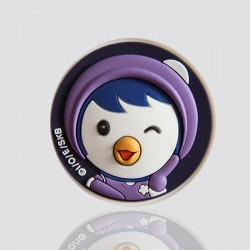"Creative Custom Tag ""PENGUIN"""